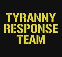 tyranny response team by JamesHurrell