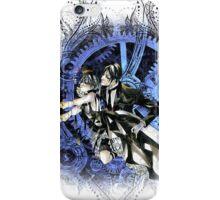 Kuroshitsuji (Black Butler) - Ciel Phantomhive & Sebastian Michaelis 6 iPhone Case/Skin