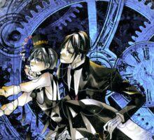 Kuroshitsuji (Black Butler) - Ciel Phantomhive & Sebastian Michaelis 6 Sticker