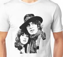4th Doctor and Sarah-Jane Unisex T-Shirt