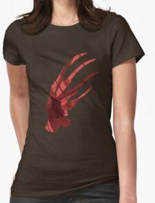 Freddy Krueger - Nightmare on Elm Street Womens Fitted T-Shirt