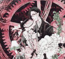 Kuroshitsuji (Black Butler) - Ciel Phantomhive & Sebastian Michaelis 7 Sticker