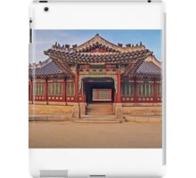 Changdeokgung Palace iPad Case/Skin