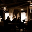 """City Life - """"Dinner at DG place"""" by Denis Molodkin"""