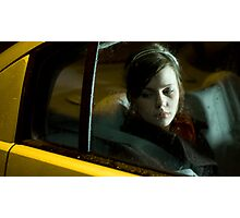 Taxi Home 01 Photographic Print
