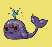 Summer Whale by Leeshor