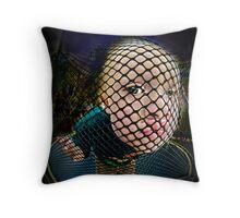 ...the net... Throw Pillow