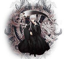 Kuroshitsuji (Black Butler) - Undertaker² by IzayaUke