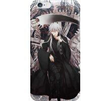Kuroshitsuji (Black Butler) - Undertaker² iPhone Case/Skin