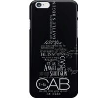 The Cab Symphony Soldier iPhone Case/Skin