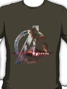The Mighty Thor Avengers The Age Of Ultron T-Shirt