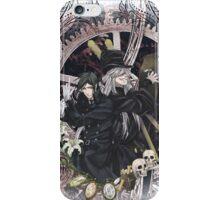 Kuroshitsuji (Black Butler) - Sebastian Michaelis & Undertaker iPhone Case/Skin