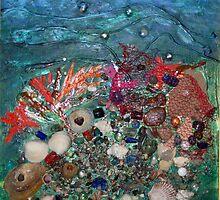 Sunken Treasure by ArtByLinda