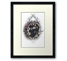 Kuroshitsuji (Black Butler) - Sebastian Michaelis & Undertaker Framed Print