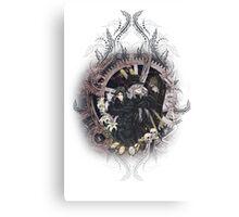 Kuroshitsuji (Black Butler) - Sebastian Michaelis & Undertaker Canvas Print
