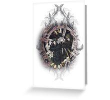 Kuroshitsuji (Black Butler) - Sebastian Michaelis & Undertaker Greeting Card