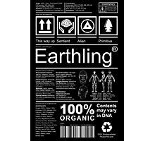 Earthling - Dark Photographic Print