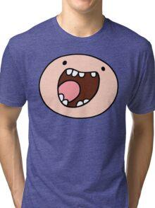 Super Happy Finn Tri-blend T-Shirt