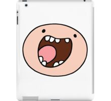 Super Happy Finn iPad Case/Skin