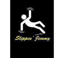 Slippin' Jimmy Photographic Print
