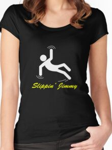 Slippin' Jimmy Women's Fitted Scoop T-Shirt