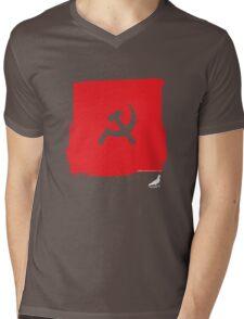 KGB Reunion 01.11.06 Mens V-Neck T-Shirt