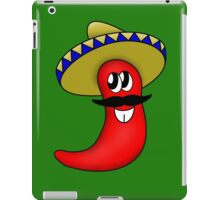 Sombrero Chilli iPad Case/Skin
