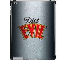 Diet Evil iPad Case/Skin