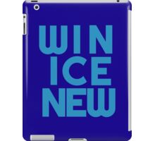 Win Ice New iPad Case/Skin