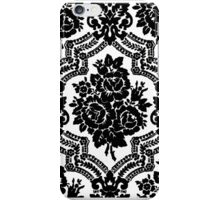 Retro Floral iPhone Case/Skin