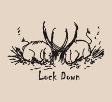 Lock Down by Beatrice  Ajayi