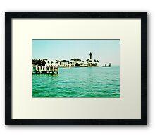 Hillsboro Inlet  Framed Print