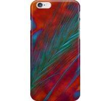 green grass abstract iPhone Case/Skin