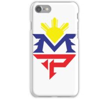 Manny Pacquiao Pacman Boxing Mexico iPhone Case/Skin