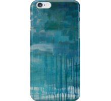 Tidal Run Abstract Print iPhone Case/Skin