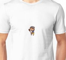 Frank Fixes a Drink Unisex T-Shirt