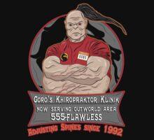 Khiropraktor Goro by JohnnyJones