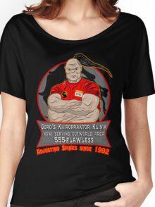 Khiropraktor Goro Women's Relaxed Fit T-Shirt