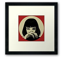 Mia (version 3) Framed Print