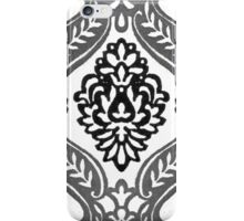 Retro Foliage iPhone Case/Skin