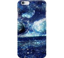 Climate Change abstract iPhone Case/Skin