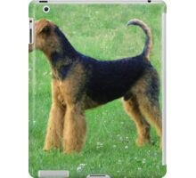 Special Airedale Terrier iPad Case/Skin