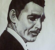 Rhett Butler by LTScribble