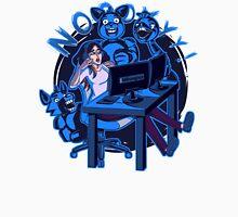 iamfallfromgrace - NOOYYY - Blue Unisex T-Shirt
