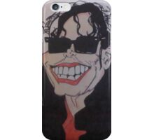 The King of Pop iPhone Case/Skin