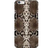 Snake Skin iPhone Case/Skin