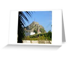 The Old Fort  Greeting Card