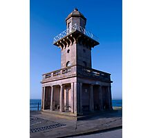 Fleetwood's Lower Lighthouse Photographic Print