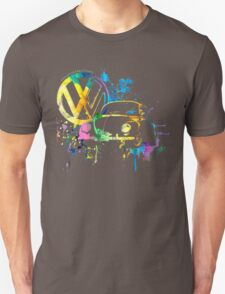 Volkswagen Beetle Splash © T-Shirt