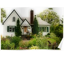 Cottage Life Poster